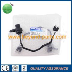 komatsu PC450-8 PC400-8 excavator fuel injector wiring harness 6156-81-9110