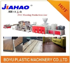 SPC Rigid Core Floor Extrusion Machine