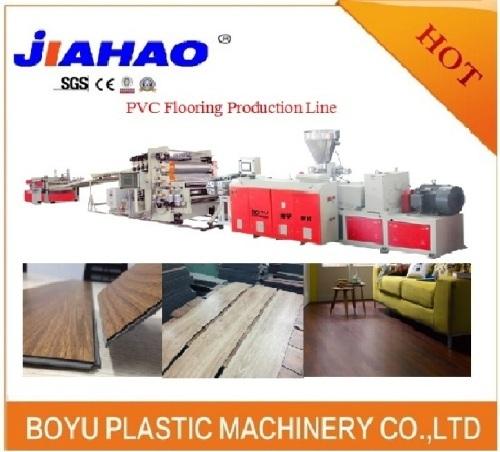 PVC LVT Vinyl Flooring Production Line