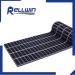 rubber top modular conveyor belt with flight