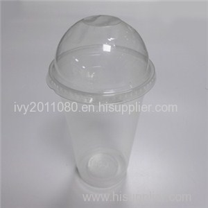 Dome Lid Plastic Cups