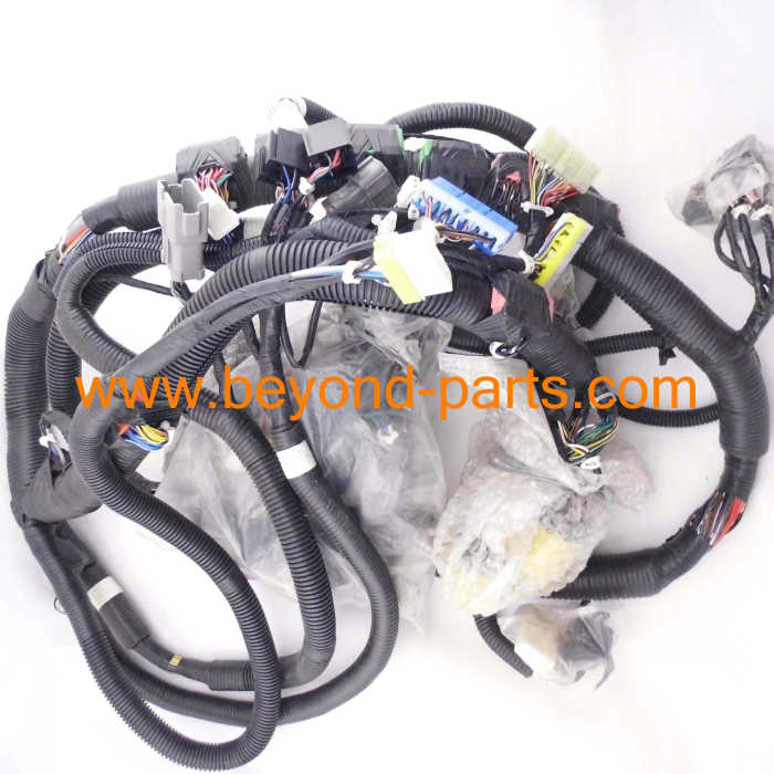 110046116112 komatsu pc300 7 main wire harness excavator engine wiring harness  at webbmarketing.co