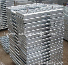galavnzied steel grating hot-dipped