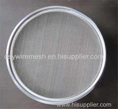 Steel Mine Sieving Mesh