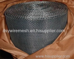 galvanised wire mesh roll