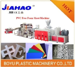 PVC Free Foam Board Production line/making machine/extrusion line