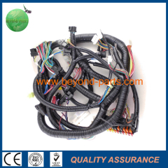 Hitachi EX200-3 EX120-3 cabin wire harness excavator monitor controller harness