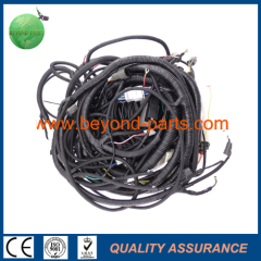 hitachi excavator parts ex200-2 ex200-3 wiring harness excavator outside harness