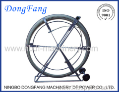 High strength Fiberglass Duct Rodders for underground cable installation