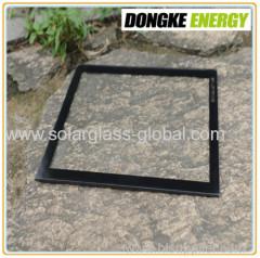 4 мм стальное стекло с поплавком для панели солнечных батарей