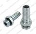 Carbon Steel SAE MALE HOSE FITTING hydraulic fittings /SAE O-RING MALE /carbon steel hydraulic hose fittings