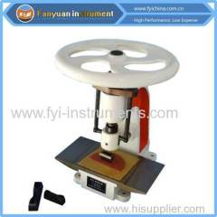 Manual Circular Sample Cutter