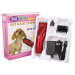 Pet Hair Clipper with 2.4V DC Motor High Performance Battery