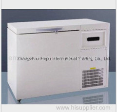 -130degree Ultra Low Temperature Freezer with Single-Oil Lubrication Compressor