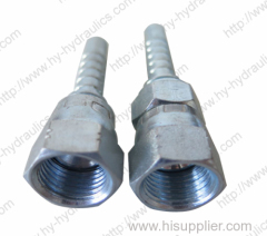 JIS metric female 60°cone seat fittings