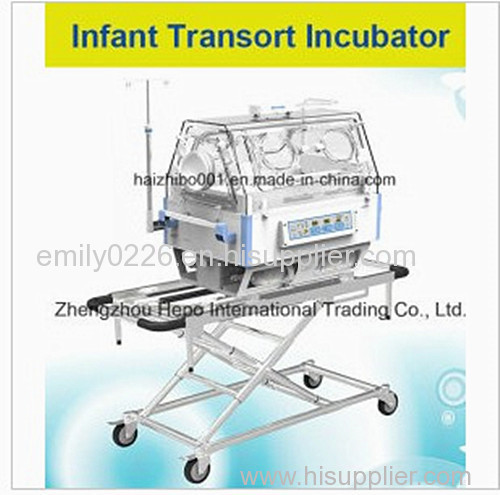 Ambulance Transport Infant Incubator with CE