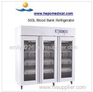 High Quality Blood Bank Refrigerator (1500L)