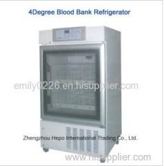 110L Capacity Blood Bank Refrigferator