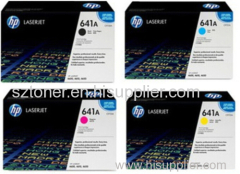 HP 641A Original Toner Cartridge C9720A C9721A C9722A C9723A For HP Color LaserJet 4600hdtn 4650dtn