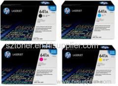 HP 641A Original Toner Cartridge C9720A C9721A C9722A C9723A For HP Color LaserJet 4600hdtn 4650dtn