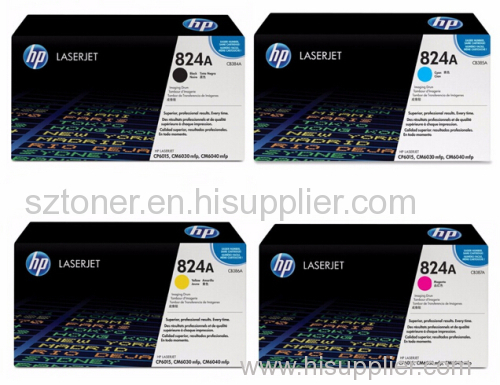 HP 824A Black LaserJet Image Drum HP CB384A CB385A CB386A CB387A for HP laserjet CM6030 CM6040 CP6015