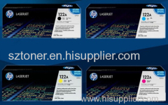 HP 122A Black Toner Cartridge HP Q3960A HP Q3961A HP Q3962A HP Q3963A for HP Printer 2550 2840 2820