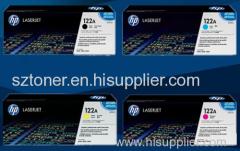 HP 122A Black Toner Cartridge HP Q3960A HP Q3961A HP Q3962A HP Q3963A for HP Printer 2550 2840 2820