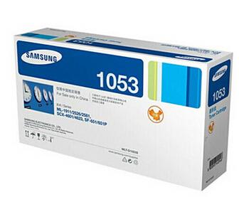 Genuine Original Samsung ML-D1053s Black toner cartridge for samsung SCX-4623FH 4601 ML-2581N 1911 651P