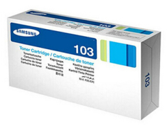 Genuine Original Samsung MLT-D103 Black toner cartridge for samsung ML-2951D SCX-4728HN 4729HD 4701ND