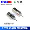 waterproof bulkhead BNC female connector RF jack