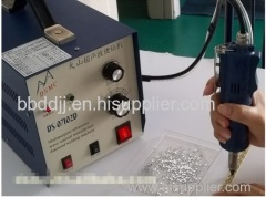 automatic drilled gemstone machine