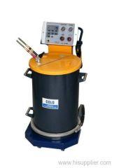 Hot Sale Model New Compact Design Powder Coating Machine