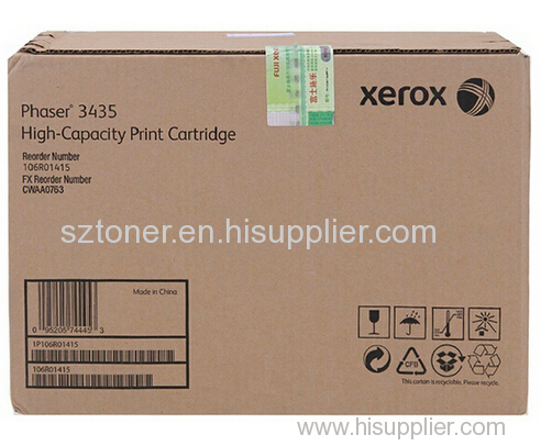 Genuine Original Fuji Xerox Phaser 3435 Toner Cartridge - (106R01415)