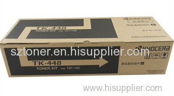 Kyocera TK448 Original Toner Cartridge for For use in Kyocera KM 180 181