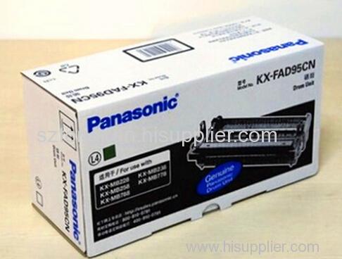 Genuine Original Panasonic KX-FAD95CN Drum Cartridge Panasonice Original drum unit KX-MB778CN 788CN 228CN 258 238CN 95e