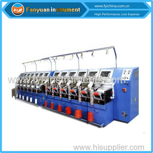 Single End Yarn Sizing Machine