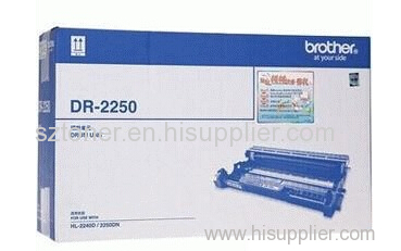 Original Brother DR-2250 Drum Unit for Brother HL-2240 DCP-7060D 7057 MFC-7360 7470D7860