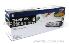 Original Brother TN-281B TN-285C TN-285Y TN-285M Toner Cartridge for Brother DCP-9020CDN MFC-9140CDN 9340