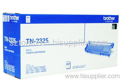 Original Brother TN-2325 Toner Cartridge for Brother HL-2260D DCP-7180DN MFC-7380 7480D 7880DN