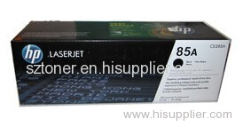 Genuine original hp laserjet 85a black toner for HP P1102W M1132 M1212NF