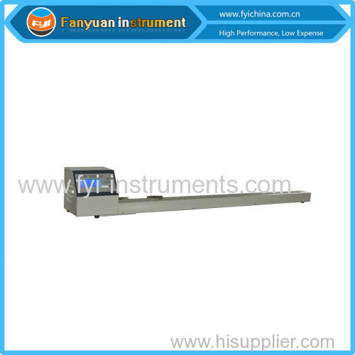 China Single Yarn Crimp Tester