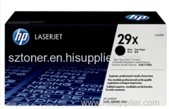 Genuine original HP C4129X LASERJET 29X HIGH YIELD TONER CARTRIDGE- BLACK