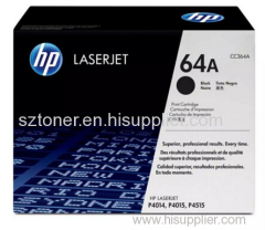 HP 64A Black Original LaserJet Toner Cartridge HP CC364A for HP LaserJet P4014 P4015 P4515