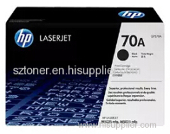 HP 70A Black Original LaserJet Toner Cartridge HP Q7570A for HP LASERJET HP LaserJe M5025mfp M5035mfp hp5025