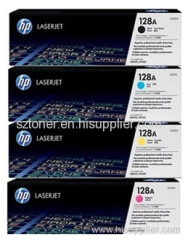 Genuine Original HP CE320A LASERJET 128A ORIGINAL PRINT CARTRIDGE - BLACK