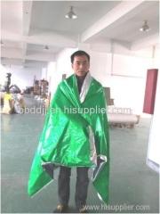 emergency outdoor medical blanket space brand rescue survival blanke