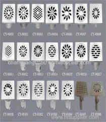 Precision casting&Stamping floor drain