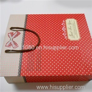 Gift Packaging Paper Bags