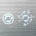 Custom 10mm Round Logo Printed Quality Inspected Destructible Breakable Warranty Seal Stickers