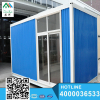late-mode container house/container house floor plans